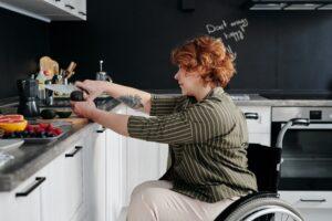 今すぐできる車椅子生活者のための工夫