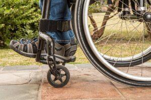 車椅子メンテナンスに欠かせない部分3つ