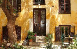 注文住宅のおしゃれな玄関