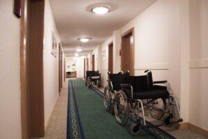 主な車椅子の幅